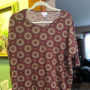 Lularoe Medium Irma Tunic